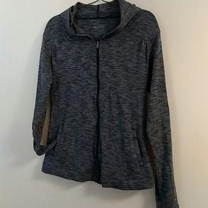 Columbia Women's Zip up Hooded sweatshirt  Size L